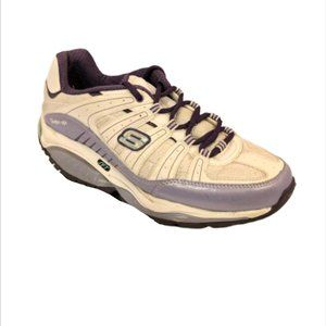 Skechers Fitness Shape-Up Leather Walking Running